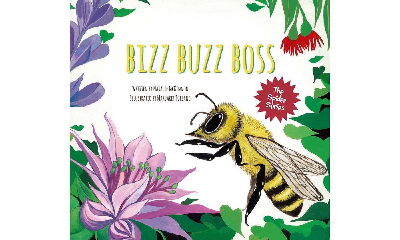 Bizz Buzz Boss by Natalie McKinnon