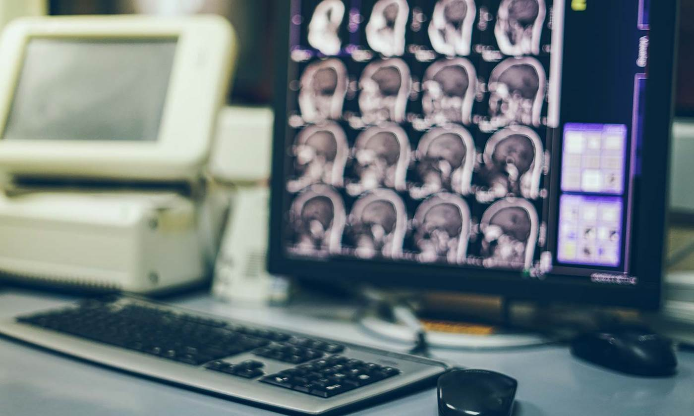 Magnetic resonance imaging room workstation